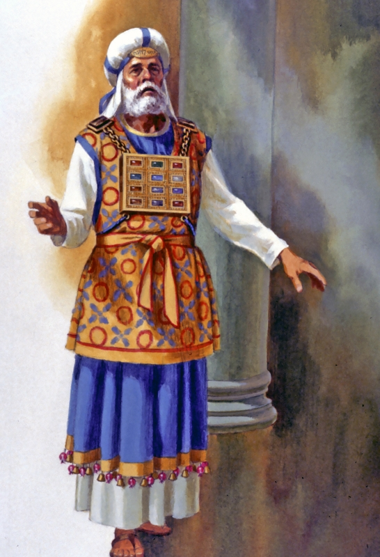 E28 3 how the high priests clothing was different from the pagan new clothes new life high priest publicscrutiny Images