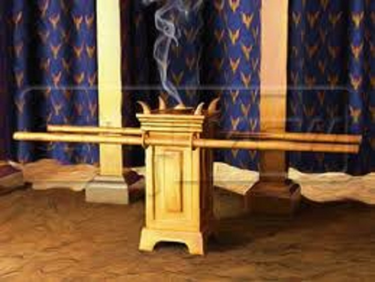 E30 3 The Smoke From The Altar Of Incense Symbolizes The Prayers Of